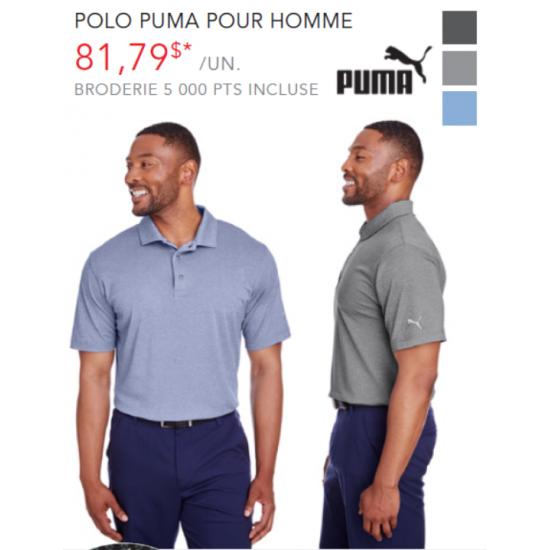 Polo Puma - Homme
