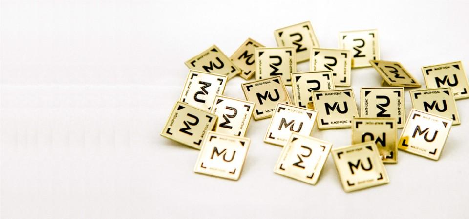 Lapel pins - custom made