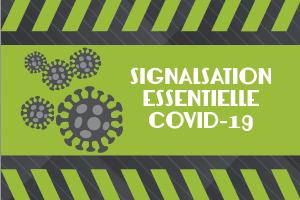 COVID-19 | Corovirus | Signage Essentiels