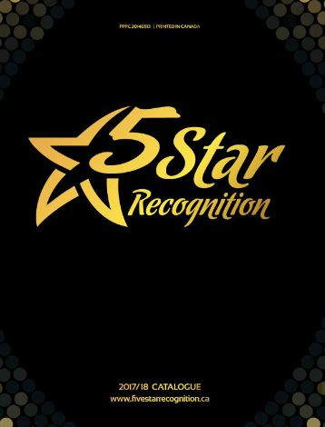 Five Star Recognition 2019/2020